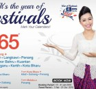 Malindo Air Year Of Festival Promotion