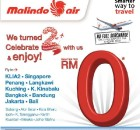 Malindo Air Promotion RM0