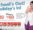 Malindo Air School Out Promo