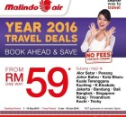 Malindo Air Year 2016 Travel Deals