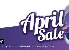 Malindo Air April Sale 2016